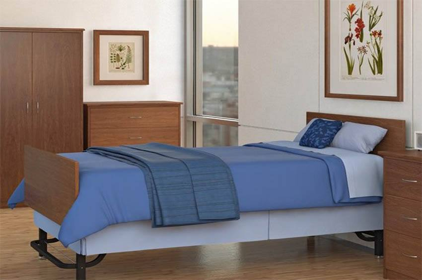 Nursing Home Furniture Highlight On The Shasta Collection