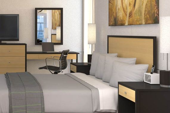 Use Hotel Furniture to Establish and Maintain Your Brand's Reputation