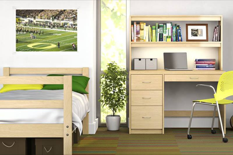 Choosing Affordable and Durable Dorm Furniture