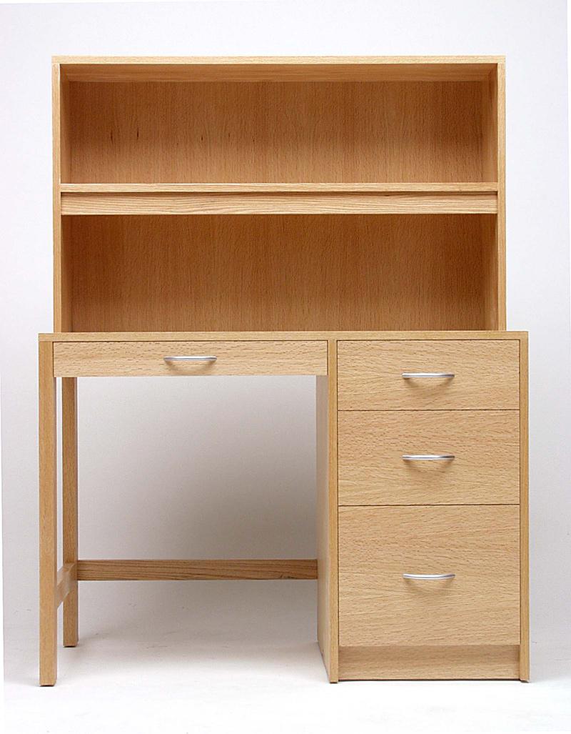 Desk Dorm Unit Bookcase Student Housing