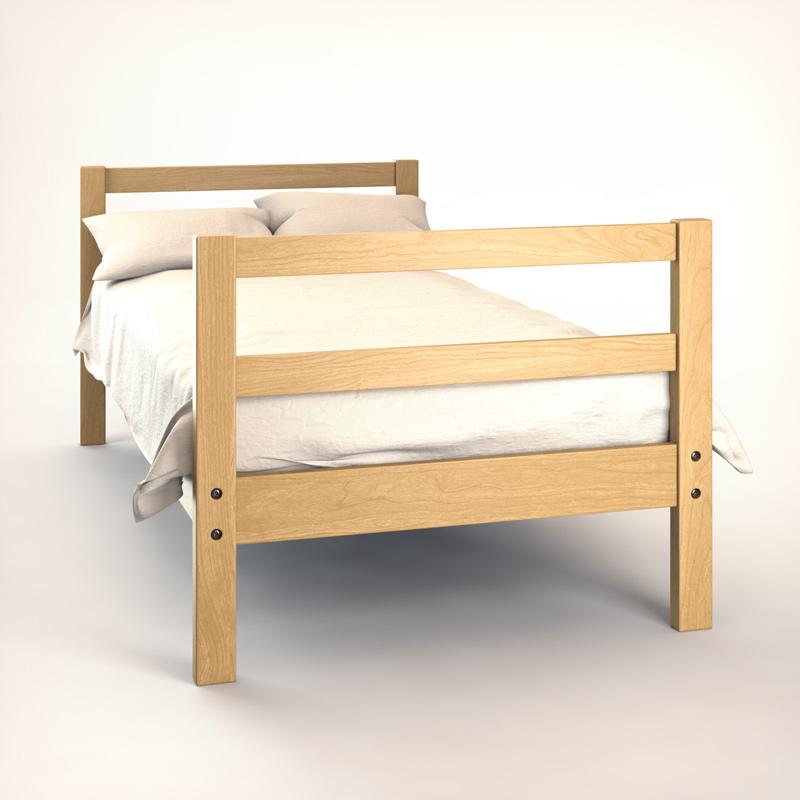 Dorm Bed Student Housing