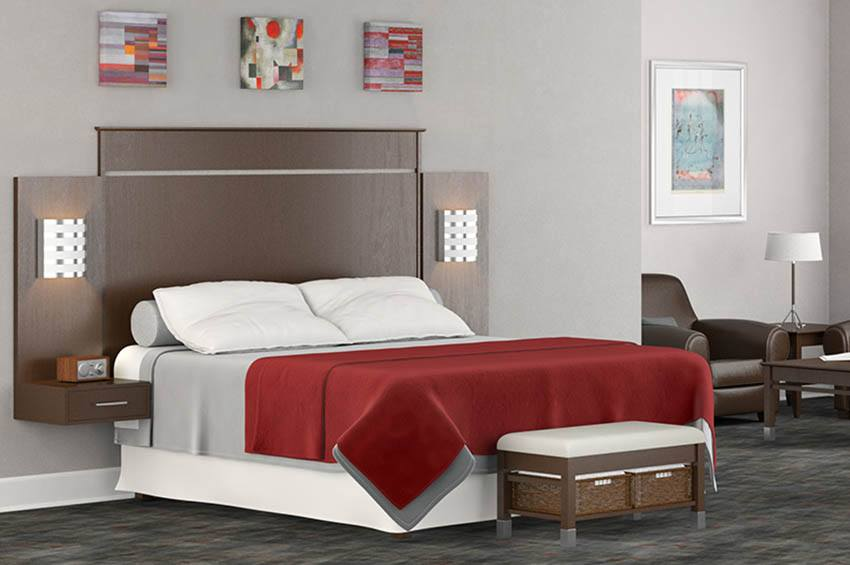 Hotel Furniture: Highlight on the Malibu Collection from Northland