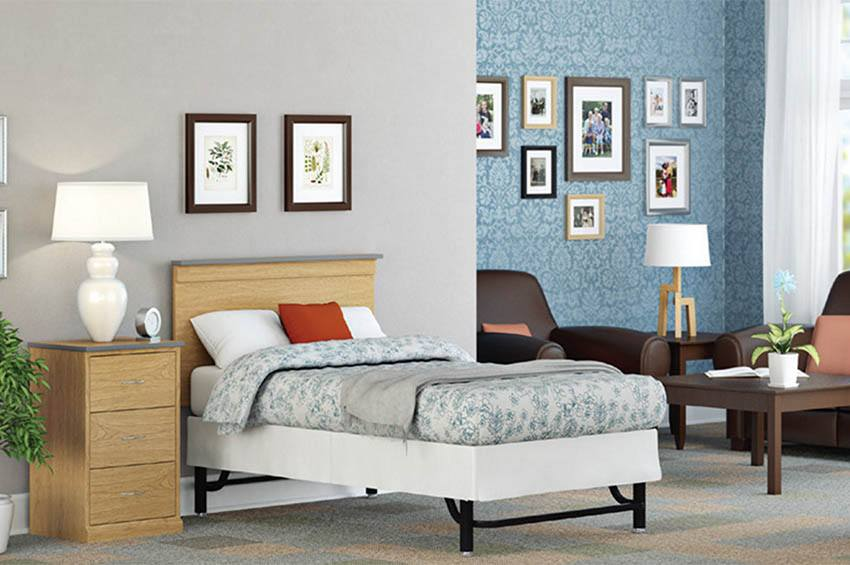Assisted Living Furniture Spotlight On The Tucson Collection
