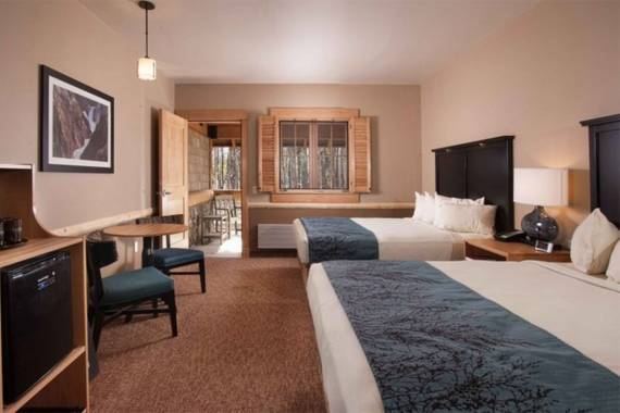 Northland Furnishes Yellowstone's Canyon Lodge Facelift