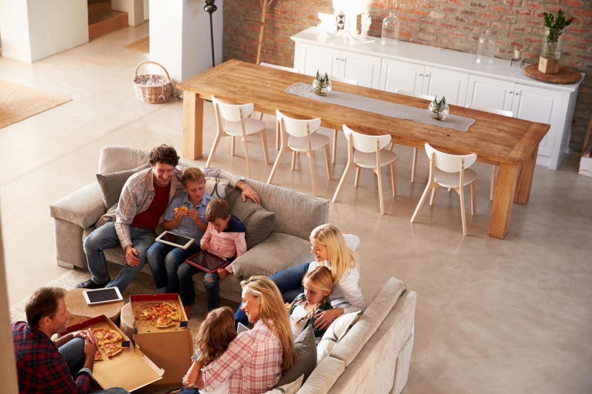 The Rise of Co-Living